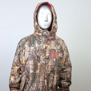 Realtree Women's Jacket M Camo Insulated